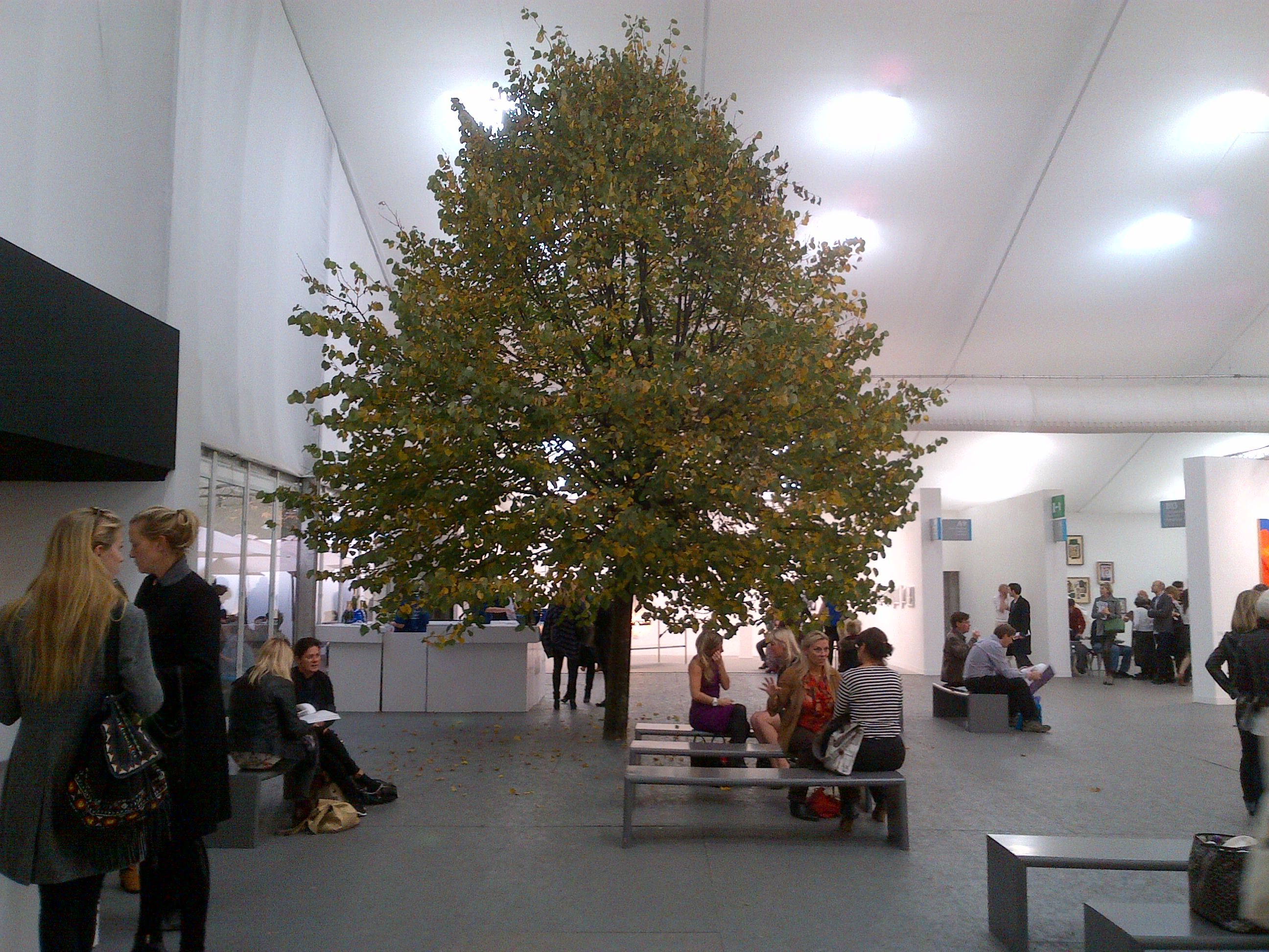 frieze tree